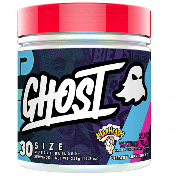 Ghost: Size 30 serves