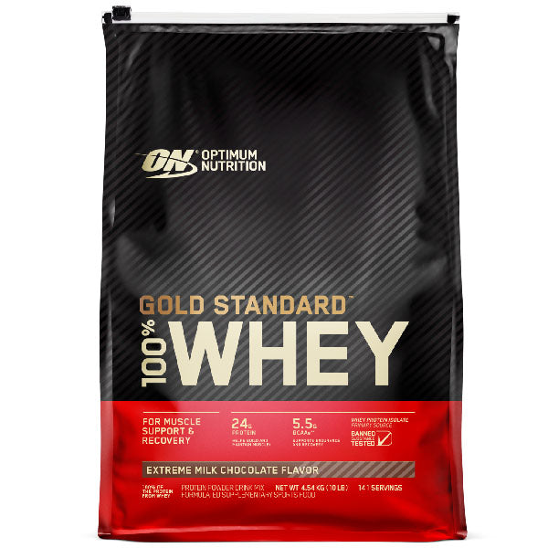 Gold Standard 100% Whey 10lb