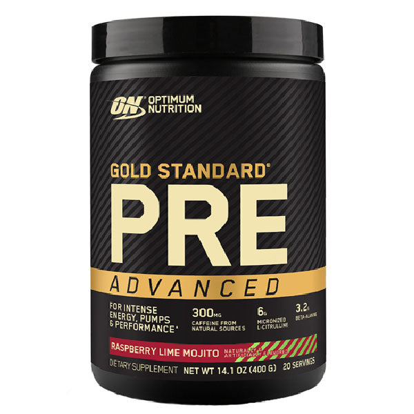 Optimum Nutrition Gold Standard Pre Advanced