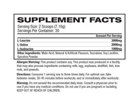 Musclepharm BCAA 3:1:2 Powder-Amino Acids-Supplement Solutions