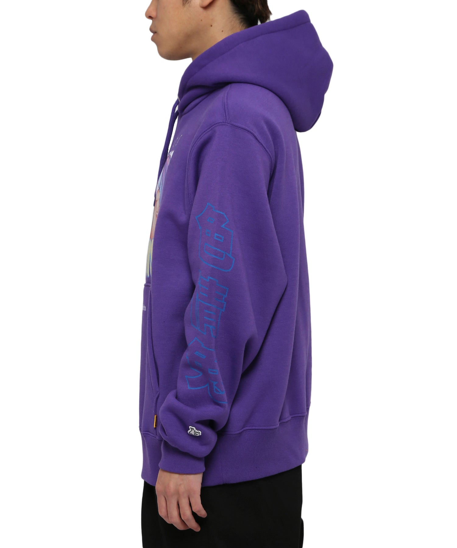 Made in Paradise #FR2 Hoodie - Purple