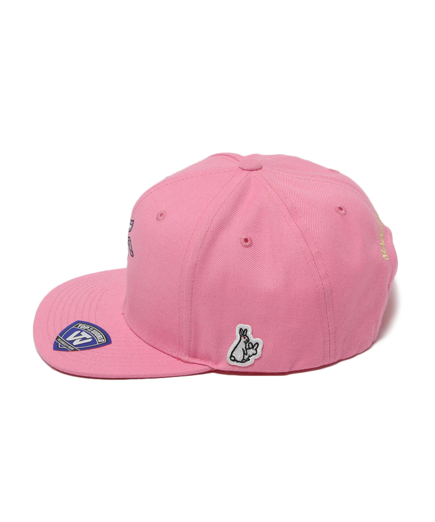 Paradise for Rabbits Cap - Pink