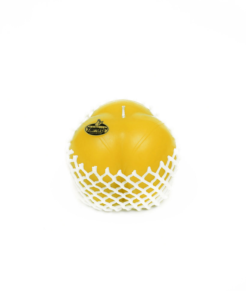 MADE IN PARADISE x #FR2 PEACH CANDLE - YELLOW