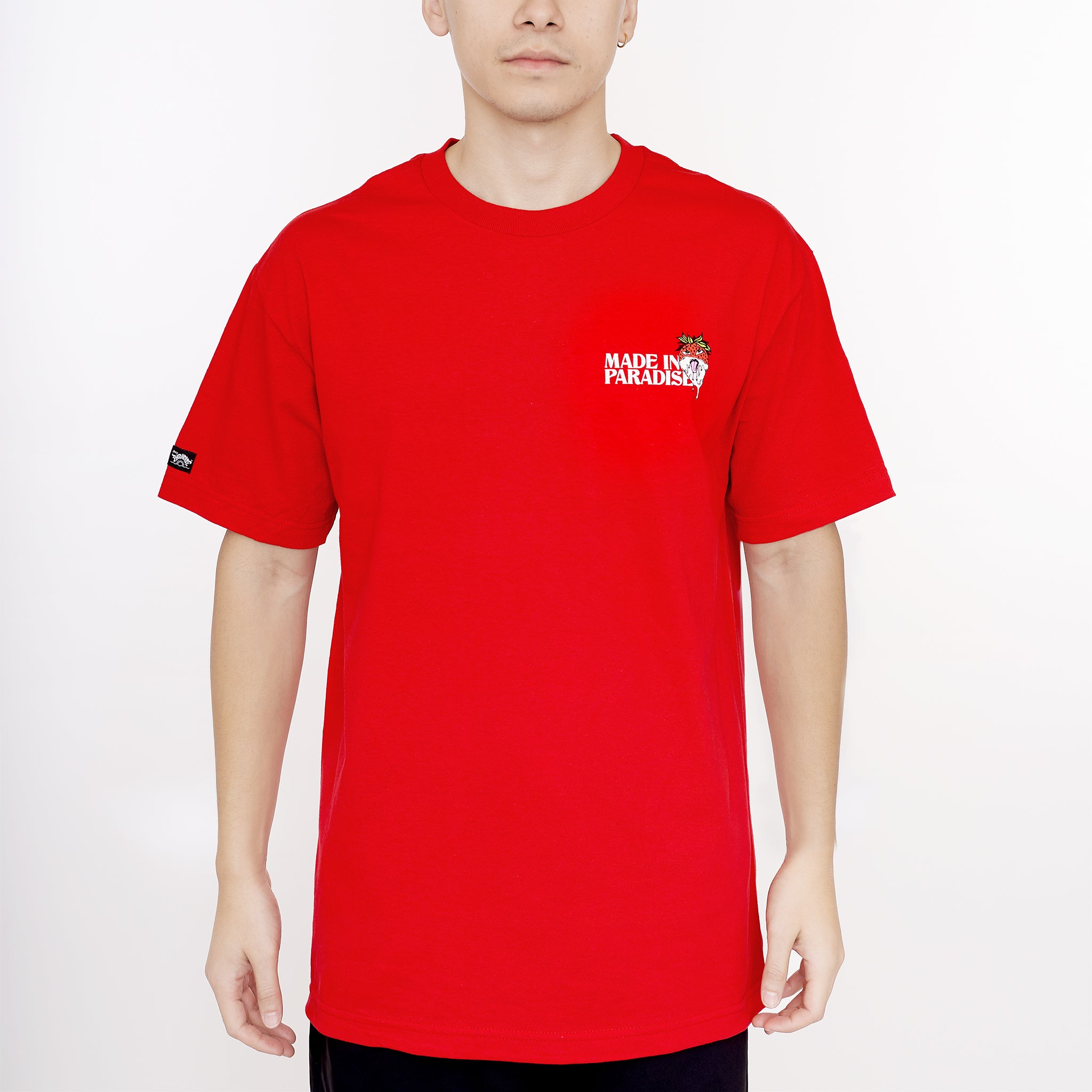 JUICY FRUIT TEE - RED