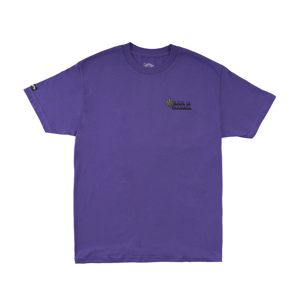 SMOKE SHOW TEE - PURPLE
