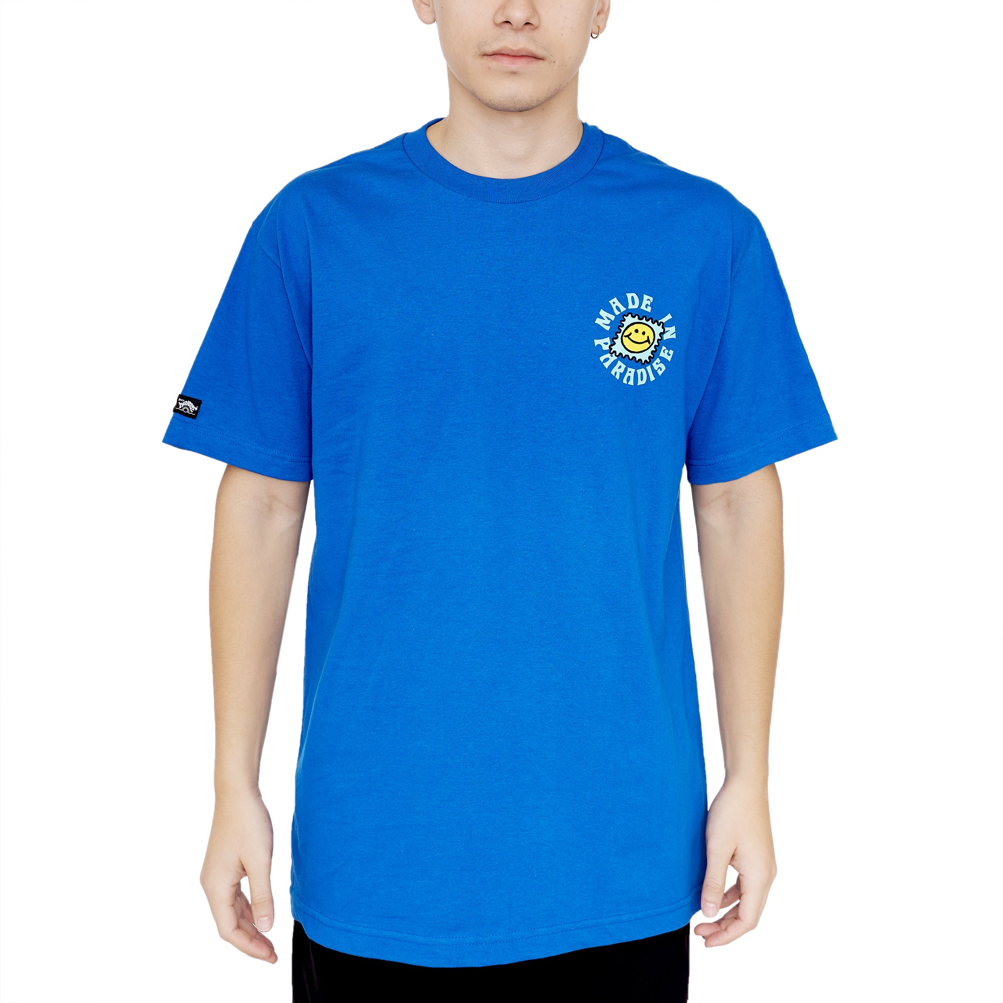 TASTE THE SUNSHINE TEE - BLUE