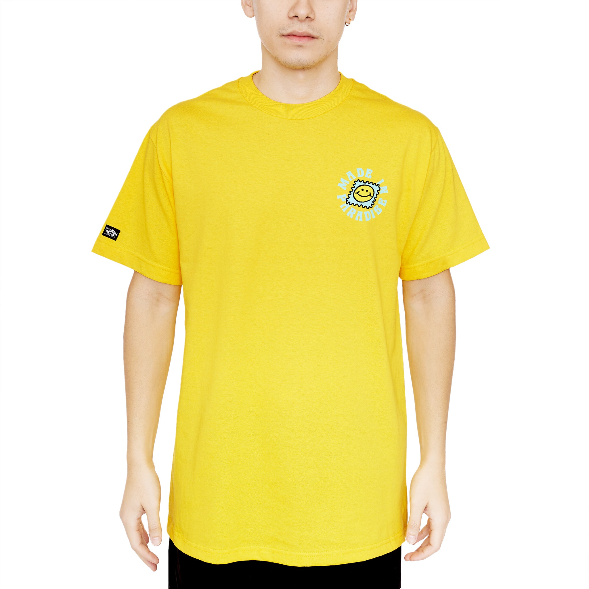 TASTE THE SUNSHINE TEE - YELLOW