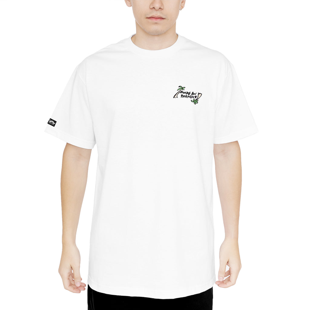 THE STROLL TEE - WHITE