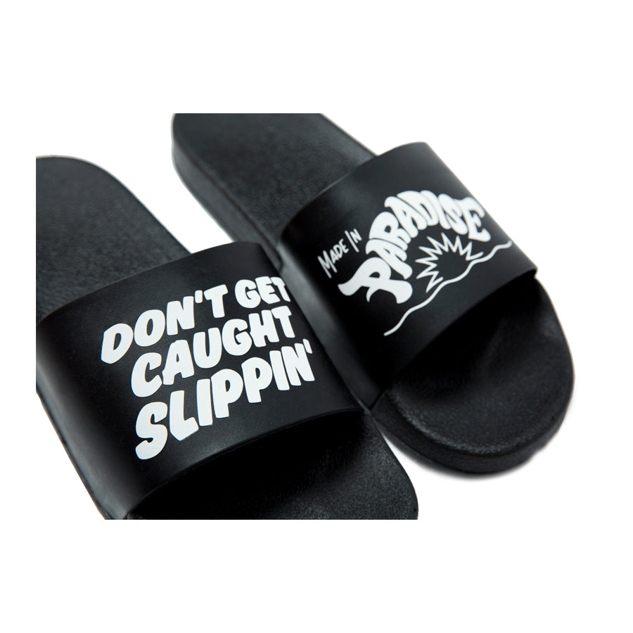 """Don't Get Caught Slippin"" Flip Flops"