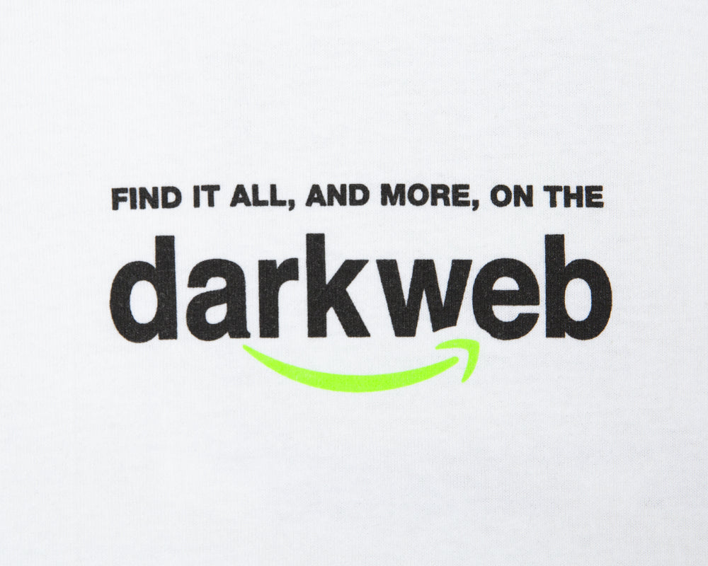 DARK WEB TEE - WHITE