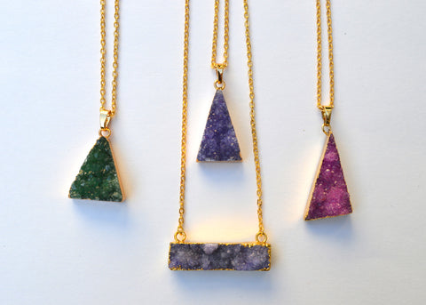 Druzy Collection