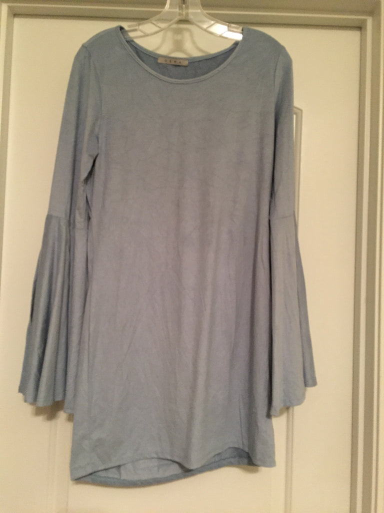 Periwinkle dress (large)