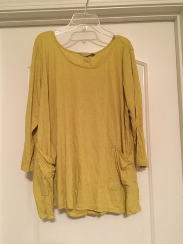 Citrus blouse (large)