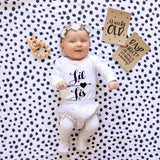 Fun Baby Milestone Cards