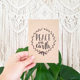 Peace on Earth - Gift Card