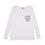 Strong Mothers Club Long Sleeved Tee