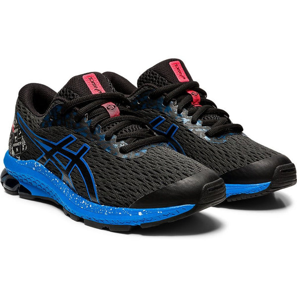 GT-1000 9 GS BLACK/ELECTRIC BLUE (BOYS)
