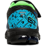 GT-1000 9 PS BLACK/BLACK (BOYS)