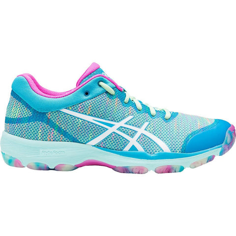NETBURNER PROFESSIONAL FF ISLAND BLUE from Asics - Ten Feet Tall Shoes