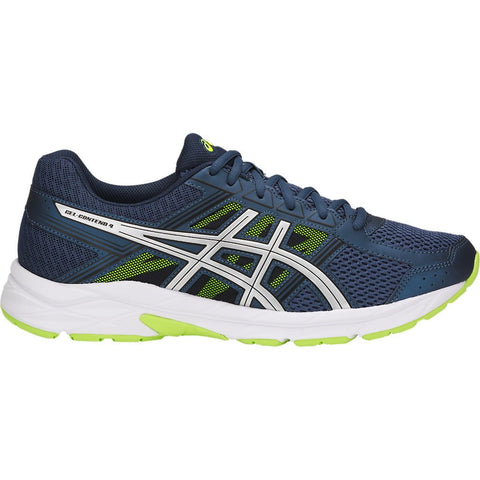 GEL-CONTEND 4 DARK BLUE (BOYS) from Asics - Ten Feet Tall Shoes