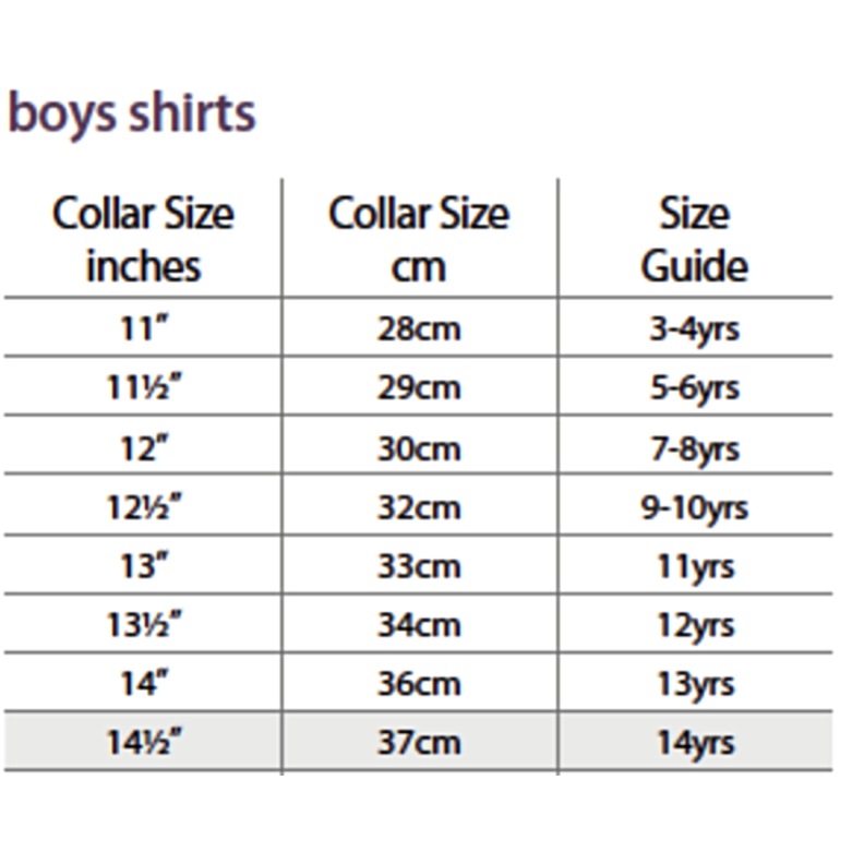 BOYS SHIRT (2 PKT)