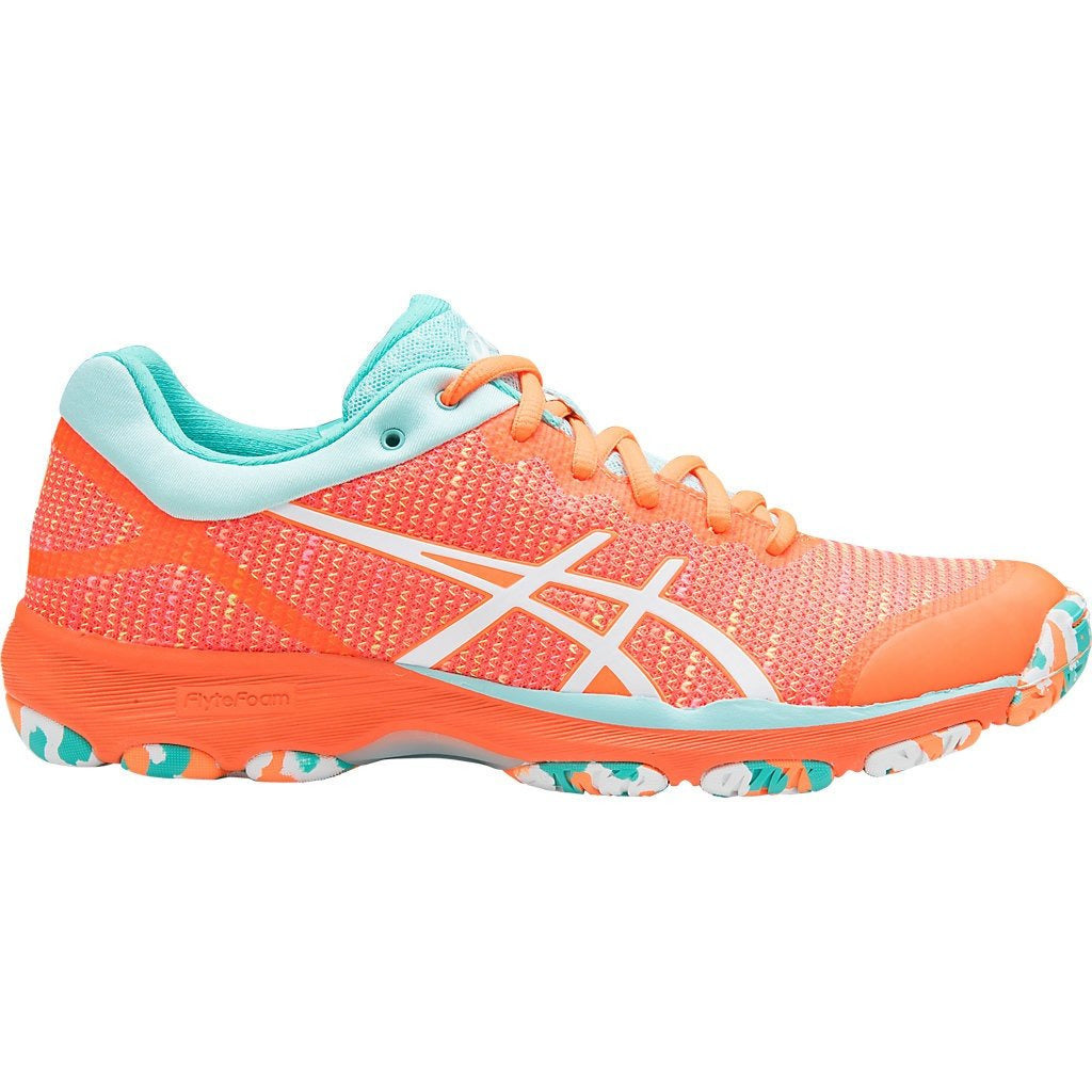 NETBURNER PROFESSIONAL FF HOT ORANGE from Asics - Ten Feet Tall Shoes