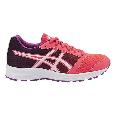 PATRIOT 8 DIVA PINK (GIRLS) from Asics - Ten Feet Tall Shoes
