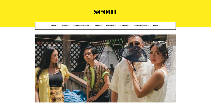 Scout Magazine // This NYC collective celebrates the Fil-Am community's creativity