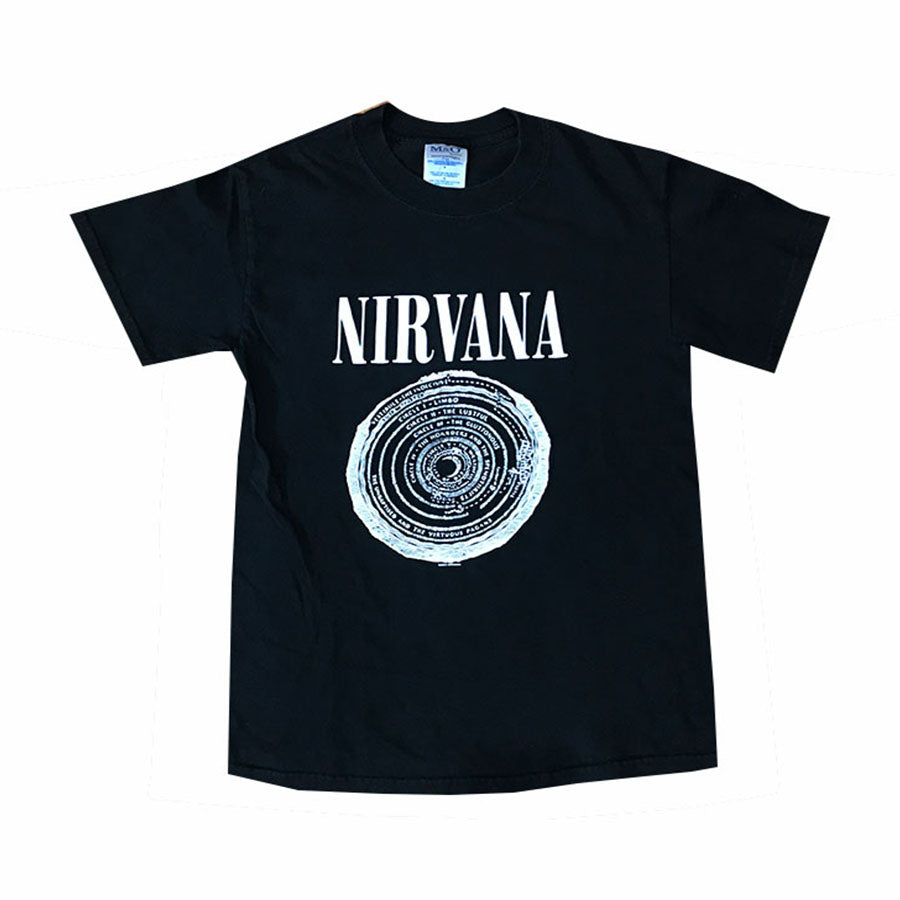 2003 Nirvana Vestibule Circles of Hell Tee - S