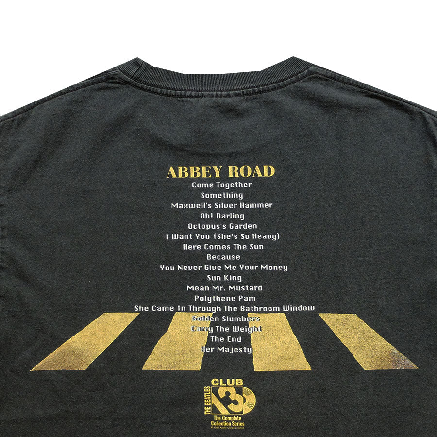 1998 The Beatles Abbey Road Tee - M