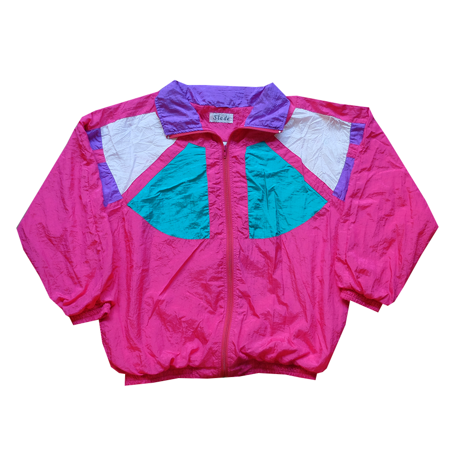 Slade Colorblock Windbreaker - L