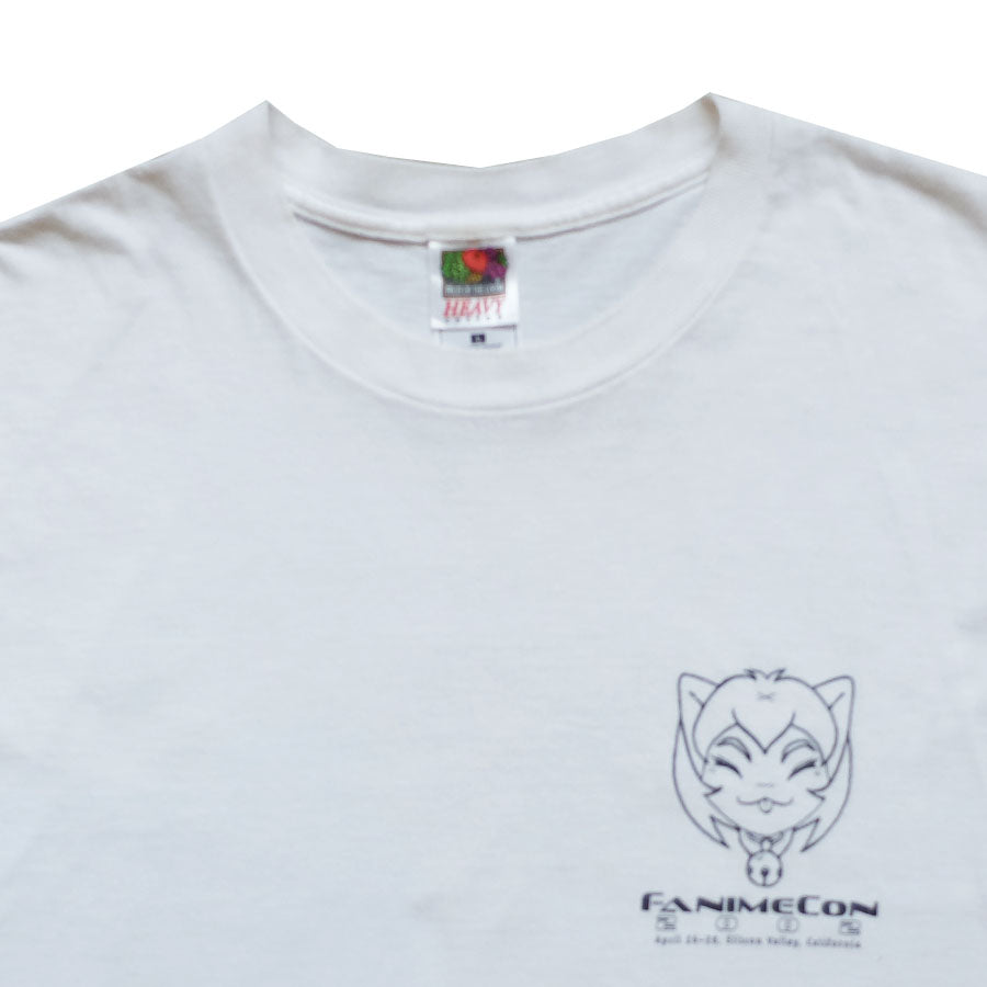 2002 Fanimecon California Tee - L