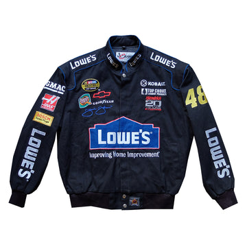 NASCAR Lowe's Racing Jacket - M