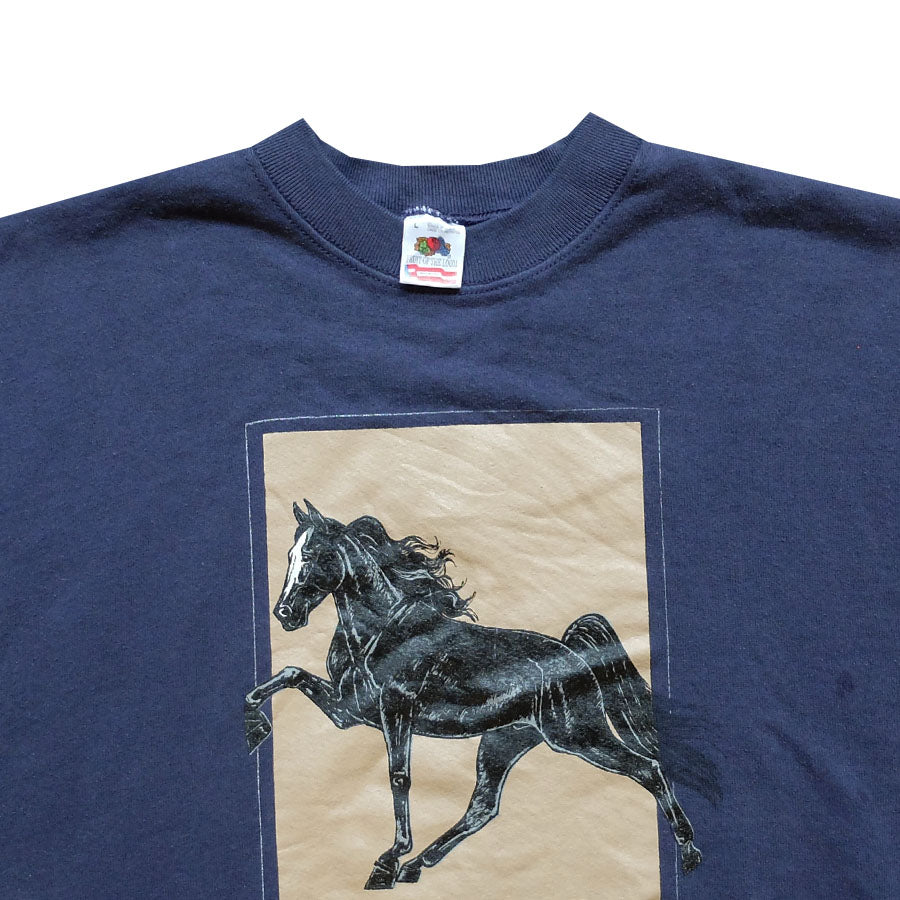 1998 Tennessee Walking Horse Crewneck - L