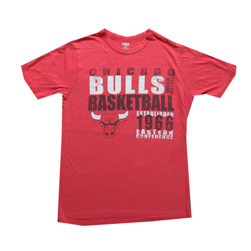 NBA Chicago Bulls Central Division Basketball Tee - M