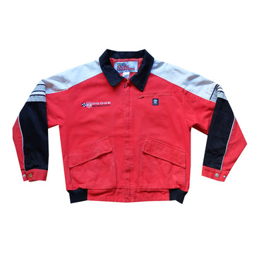 NASCAR Dodge Motorsports Racing Jacket - L