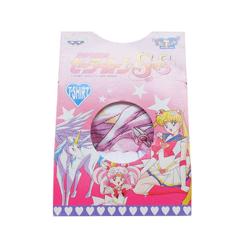 1995 Banpresto Sailor Moon Pretty Soldier Tee - M-L