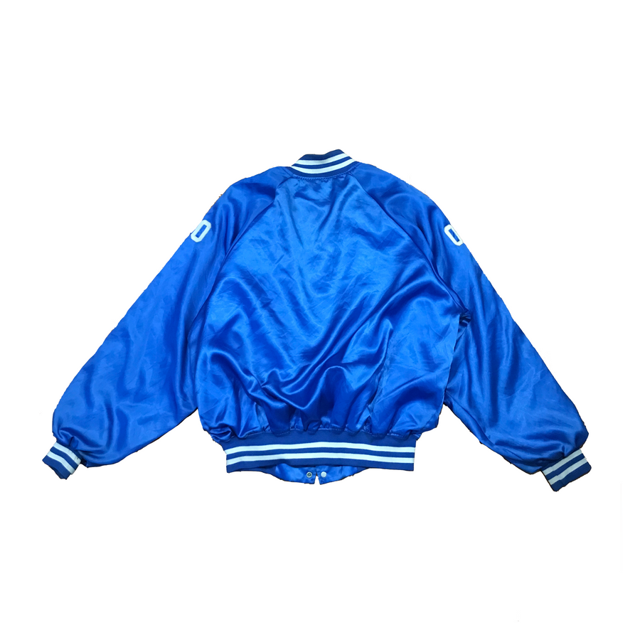 MLB LA Dodgers Satin Jacket - XL