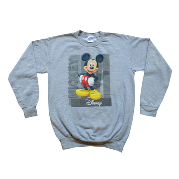 90s Disney Mickey Mouse Crewneck - S