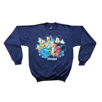 2012 Disneyland Resort Crewneck - M