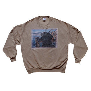 Duck Fancy Crewneck - XL