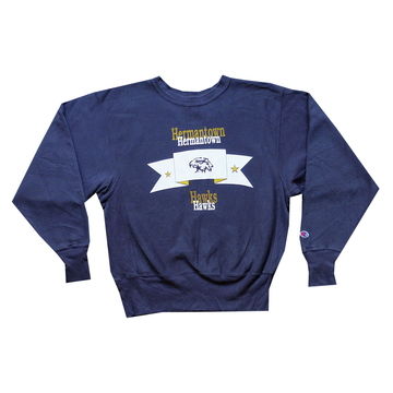 Hermantown Hawks Crewneck - M