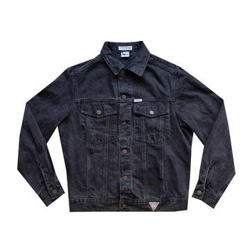 Georges Marciano for Guess Black Denim Jacket - S