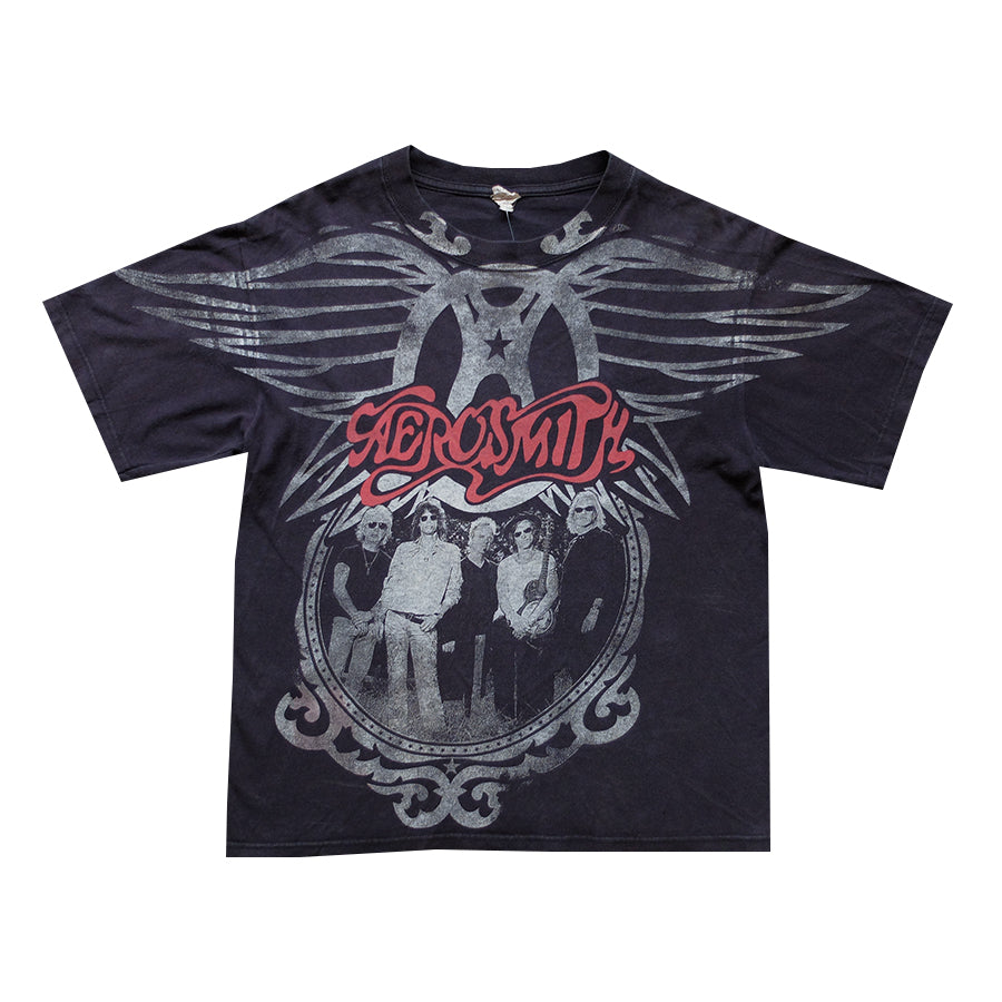 2012 Aerosmith World Tour Tee - M