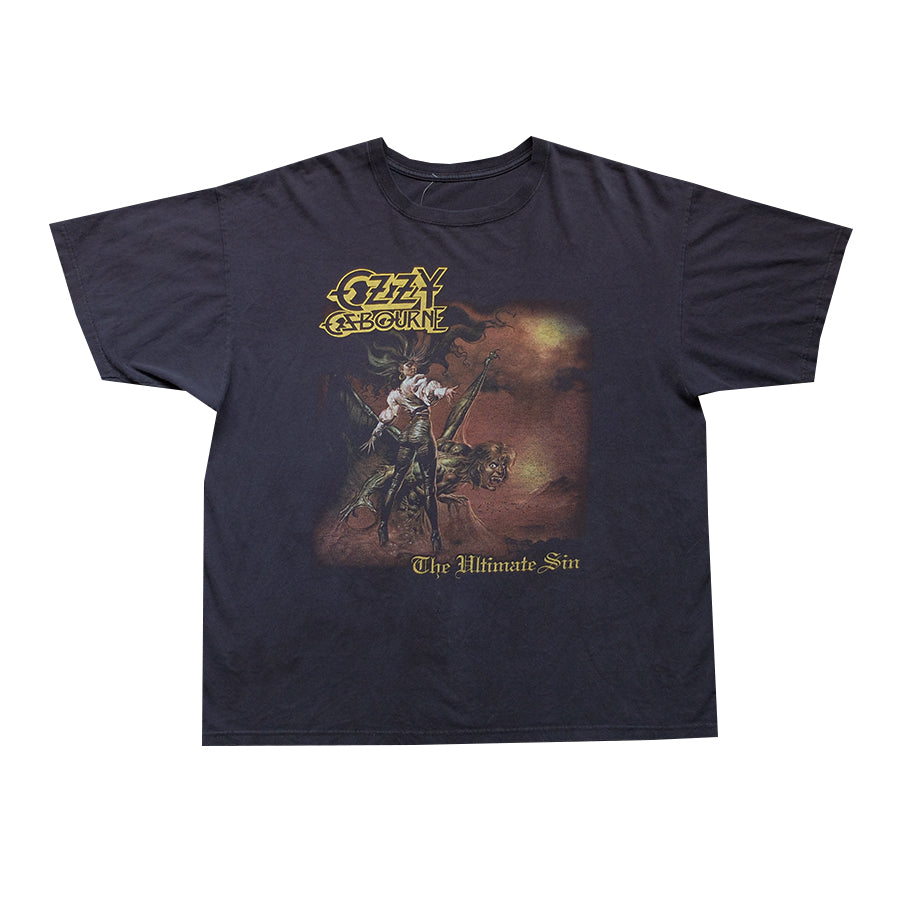 Ozzy Osbourne The Ultimate Sin Tee - XL