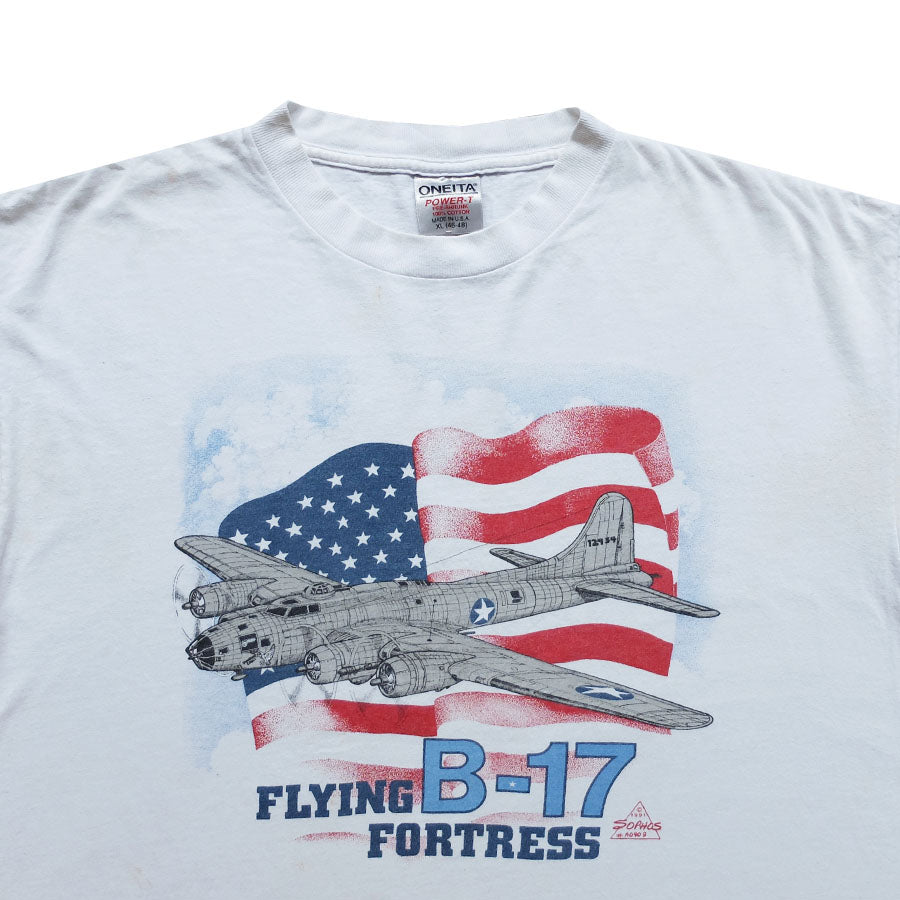 Flying B-17 Fortress Tee - XL