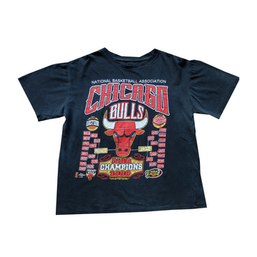 1998 NBA Chicago Bulls Tee - L