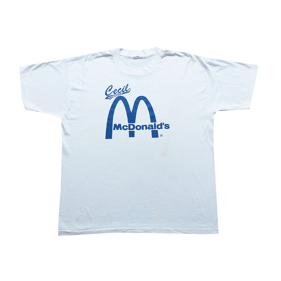McDonald's Coach Tee - XL