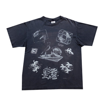 1991 MC Escher Tee - XL