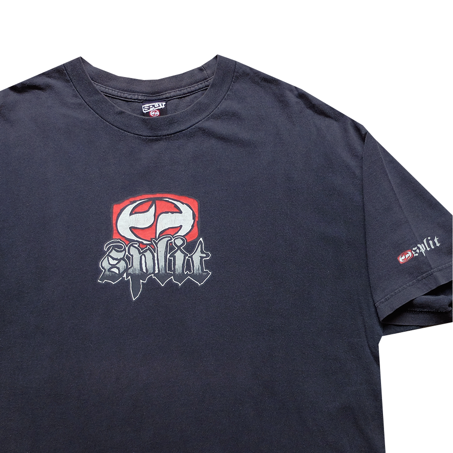 Split Skateboards Tee - XL